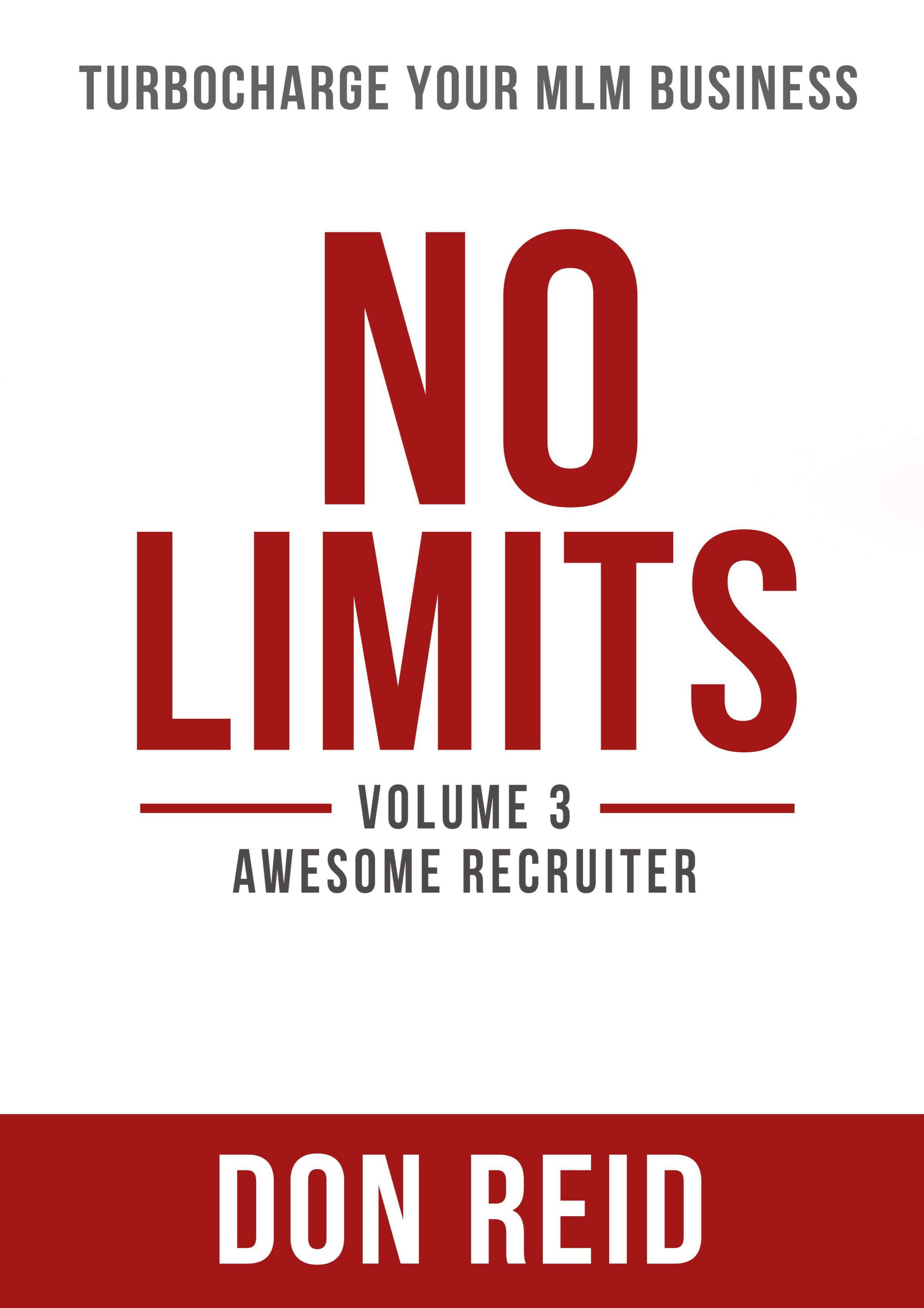 No-Limits-Volume-3-Awesome-Recruiter