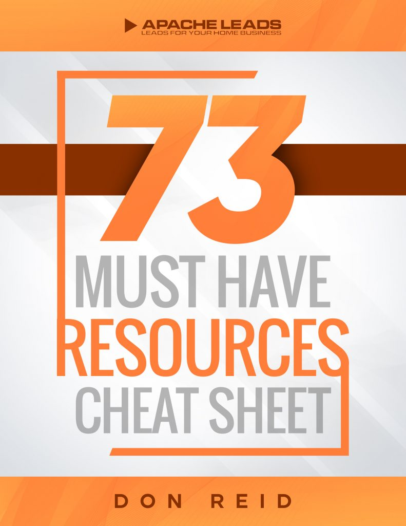 The 73 Must Have Resources ​ ​ ​